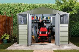abris de jardin coffre de rangement armoire de jardin coffre pour bouteille de gaz abri pour. Black Bedroom Furniture Sets. Home Design Ideas